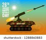 vector illustration of cannon...   Shutterstock .eps vector #1288860883