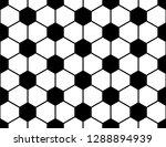 soccer ball pattern  ready to... | Shutterstock .eps vector #1288894939