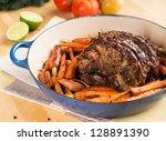 Oven Roasted Pork Shoulder In...