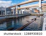 kobe  japan   december 28  2018 ... | Shutterstock . vector #1288930810