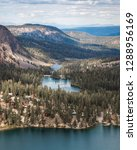 aerial view of mammoth lakes ... | Shutterstock . vector #1288956169