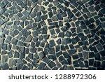 the famous copacabana beach... | Shutterstock . vector #1288972306