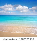 Perfect Mediterranean Beach Costa Blanca - Fine Art prints