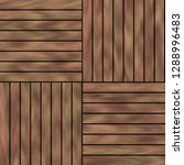 wood floor texture. abstract...   Shutterstock . vector #1288996483