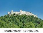 hohensalzburg castle  festung... | Shutterstock . vector #128902226
