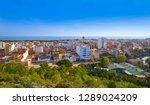 guardamar del segura aerial... | Shutterstock . vector #1289024209