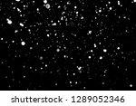 snowfall at night  snow...   Shutterstock . vector #1289052346