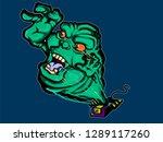 design gosht for tshirt design | Shutterstock .eps vector #1289117260