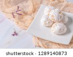 traditional portuguese sweets... | Shutterstock . vector #1289140873
