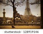 Eiffel Tower Seen From...