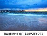 grange beach south australia   Shutterstock . vector #1289256046