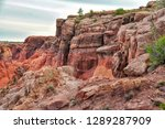 good view of the fantastic... | Shutterstock . vector #1289287909