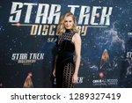 new york jan 17  actress... | Shutterstock . vector #1289327419