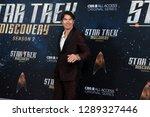 new york jan 17  actor jerry o... | Shutterstock . vector #1289327446