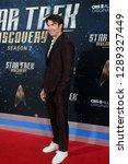 new york jan 17  actor jerry o... | Shutterstock . vector #1289327449
