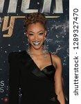 new york jan 17  sonequa martin ... | Shutterstock . vector #1289327470