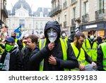 rennes  bretagne   france  ... | Shutterstock . vector #1289359183