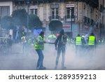 rennes  bretagne   france  ... | Shutterstock . vector #1289359213