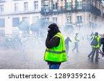 rennes  bretagne   france  ... | Shutterstock . vector #1289359216