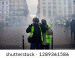 rennes  bretagne   france  ... | Shutterstock . vector #1289361586