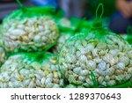 thai garlic garnish   Shutterstock . vector #1289370643
