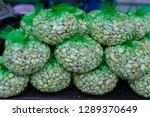 thai garlic garnish   Shutterstock . vector #1289370649