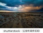 coast of lanzarote canary... | Shutterstock . vector #1289389330