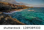 coast of lanzarote canary... | Shutterstock . vector #1289389333