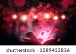 Book Of Love. An Open Book Wit...