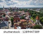 tallinn  estonia   july 02 2016 ...   Shutterstock . vector #1289447389