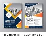 business abstract vector... | Shutterstock .eps vector #1289454166