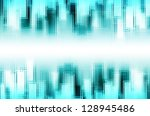 abstract blue square background   Shutterstock . vector #128945486