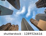 highrises in san francisco's... | Shutterstock . vector #1289526616