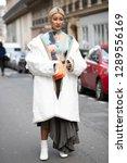paris march 5  2018. street... | Shutterstock . vector #1289556169