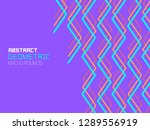 abstract geometric background | Shutterstock . vector #1289556919