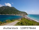 scotts head is a village on the ... | Shutterstock . vector #1289578666