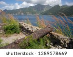 scotts head is a village on the ... | Shutterstock . vector #1289578669
