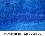 blue abstract grunge texture... | Shutterstock . vector #1289635600
