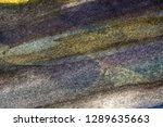 abstract watercolor painted... | Shutterstock . vector #1289635663