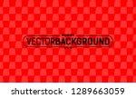 creative seamless texture... | Shutterstock .eps vector #1289663059