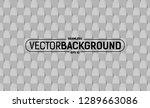 creative seamless texture... | Shutterstock .eps vector #1289663086