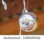 the old huses of scharloo ... | Shutterstock . vector #1289696926
