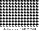 abstract seamless black and...   Shutterstock . vector #1289790520