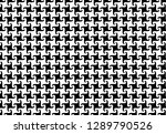 abstract seamless black and...   Shutterstock . vector #1289790526