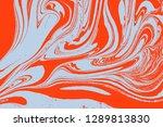 mixture of liquid marble...   Shutterstock .eps vector #1289813830