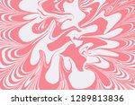 mixture of liquid marble...   Shutterstock .eps vector #1289813836