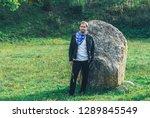 september 29  2018 minsk... | Shutterstock . vector #1289845549
