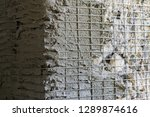 reinforcement corner with metal ... | Shutterstock . vector #1289874616