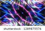 multicolored glitter lights... | Shutterstock . vector #1289875576