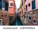 A Colourful Canal Venice - Fine Art prints